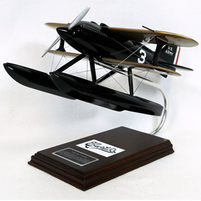 R3C-2 Doolittle (1:20), TMC Pacific Desktop Airplane Models Item Number KR3C2DTE