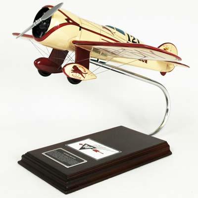 "Wedell Williams ""Red Lion"" (1:20), TMC Pacific Desktop Airplane Models Item Number KRLTE"