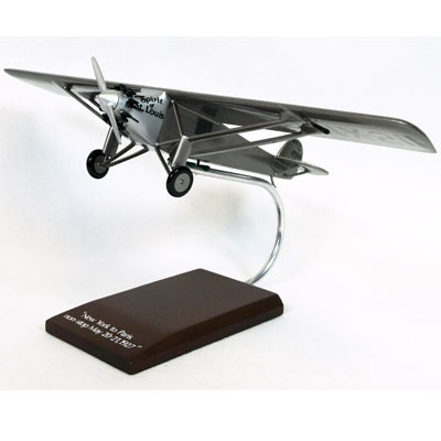 Spirit of St. Louis (1:32), TMC Pacific Desktop Airplane Models Item Number KRT