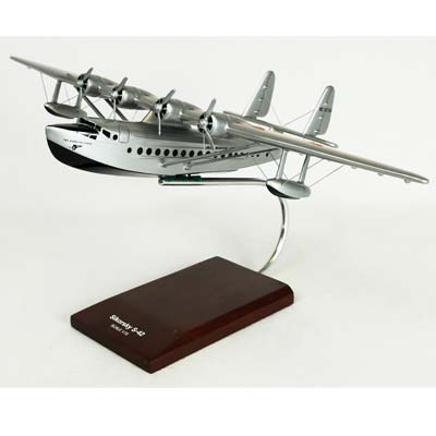 S-42 Pan American (1:72), TMC Pacific Desktop Airplane Models Item Number KS42PAT
