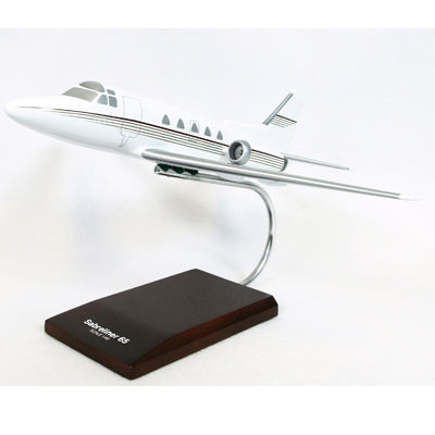 Sabreliner Model 65 (1:40), TMC Pacific Desktop Airplane Models Item Number KS65TR