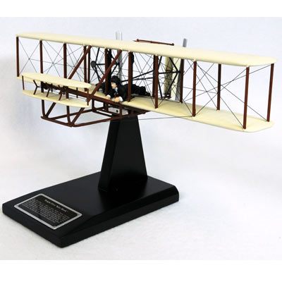 "Wright Flyer ""Kitty Hawk"" (1:32), TMC Pacific Desktop Airplane Models Item Number KWFT"