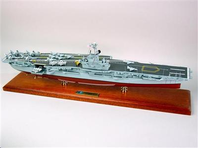 USS Intrepid (1:350), TMC Pacific Desktop Airplane Models Item Number MBACINT