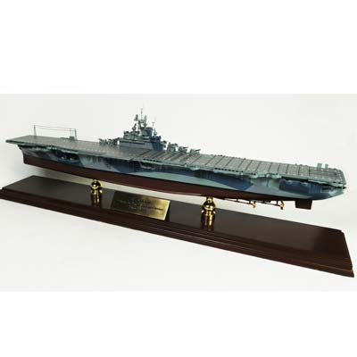 CV-10 Yorktown (1:350), TMC Pacific Desktop Airplane Models Item Number MBBYT