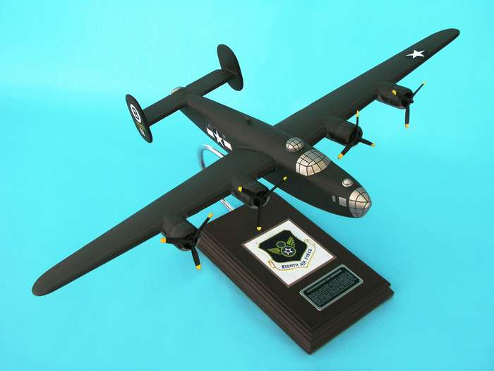 B-24D Liberator Olive (1:58), Executive Series Display Models Item Number SE009W
