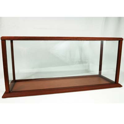 Ship Display Case - Small, TMC Pacific Desktop Airplane Models Item Number WGAST