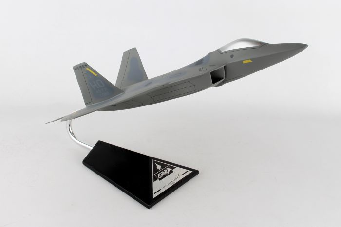 F-22 Raptor (1:48) Holloman AFB by Executive Series Display Models item number: XCF022HO
