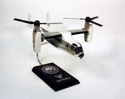 V-22 Osprey, US Navy (1:48) by Executive Series Display Models item number: XHV22USN