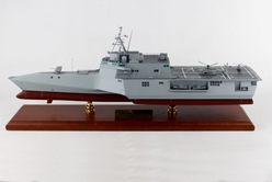 USS Independence LCS-2 Littoral Comat Ship (1:120) by Executive Series Display Models item number: XMBLCS2