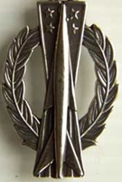 Basic Missile Operator Badge