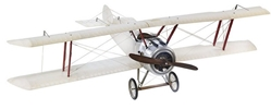 Small Sopwith Camel, White,  Item Number AP243W