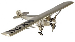 "Spirit of St. Louis (19.5"" Wingspan), Authentic Models Item Number AP250"