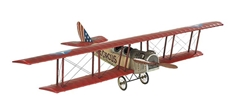 "Flying Circus JN-7H Jenny (31.5"" Wingspan), Authentic Models Item Number AP400"