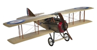 "Spad XIII, US Army Air Corp (30"" Wingspan), Authentic Models Item Number AP413"