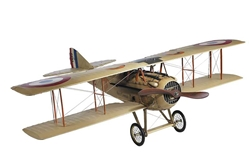 "Spad XIII, French (30"" Wingspan), Authentic Models Item Number AP413F"