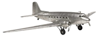 "Dakota DC-3 (38.5"" Wingspan), Authentic Models Item Number AP455"