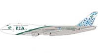 Pakistan 747-300 (1:500), InFlight 500 Scale Diecast Airline models Item Number IF5743007