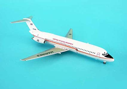 U.S. Marines DC-9-30 (1:200), JC Wings Diecast Airliners, JC2USA043