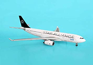 "BMI A330-200 ""Star Alliance"" ~G-WWBD (1:400) by JC Wings Diecast Airliners Item: JC4BMI237"