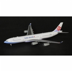 China Airlines A340-300 B-18801 with Antenna (1:400) by JC Wings Diecast Airliners Item: JC4CAL908