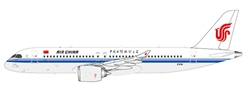 Air China COMAC C919 w/Antenna (1:400) by JC Wings Diecast Airliners Item: JC4CCA147