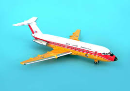 RAF BAC-111 (1:400), JC Wings Diecast Airliners, JC4RAF001