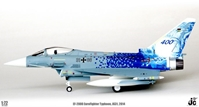 "EuroFighter EF-2000 Typhoon S, TaktLwG 31, Special Marks ""400th Eurofighter Typhoon"", 2014 (1:72)"