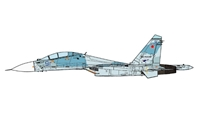 Su-30M2 Flanker-C, Russian Air Force, Blue 91 , Russia, 2014 (1:72), JC Wings Millitary Item Number JCW-72-SU30-003