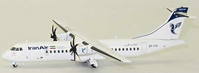 Iran Air ATR-72-600 EP-ITA (1:200) - Special Clearance Pricing by JC Wings Diecast Airliners Item: LH2080