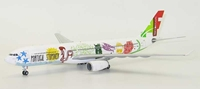 "TAP A330-300 CS-TOW ""Portugal Stopover"" (1:200) - Special Clearance Pricing, JC Wings Diecast Airliners, LH2091"