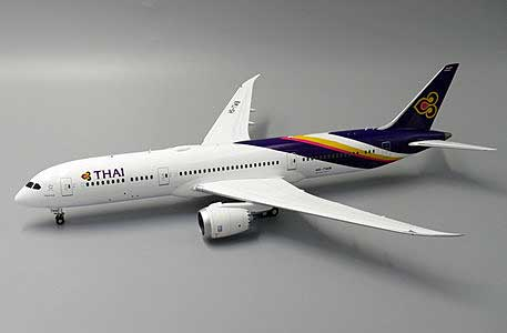 Thai B787-9 HS-TWB (1:200) - Special Clearance Pricing by JC Wings Diecast Airliners Item: LH2114