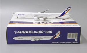 Airbus A340-600 (House Colors) F-WWCC (1:400)
