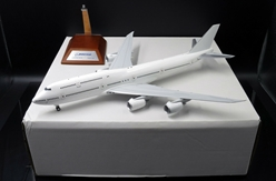 Blank B747-8 (1:200) - Special Clearance Pricing by JC Wings Diecast Airliners Item: XX2169