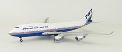 "Boeing B747-400ER N747ER ""House Colors"" (1:200) - Special Clearance Pricing by JC Wings Diecast Airliners Item: XX2174"