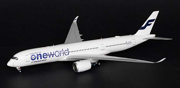 "Finnair A350 ""One world"" OH-LWB (1:200) - Special Clearance Pricing by JC Wings Diecast Airliners Item: XX2233"