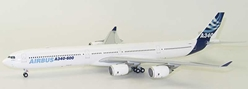 "Airbus A340-600 F-WWCA ""Airbus House Color"" (1:200) - Special Clearance Pricing"