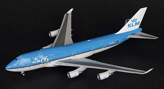 "KLM B747-400 ""95"" PH-BFH (1:200) - Special Clearance Pricing"