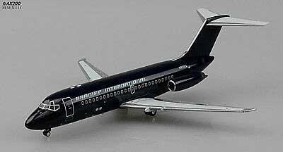 Braniff DC-9-10 N931EA (1:200) - Special Clearance Pricing