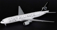 "United ""Star Alliance"" B777-200ER N77022 (1:200) - Special Clearance Pricing, JC Wings Diecast Airliners, XX2966"