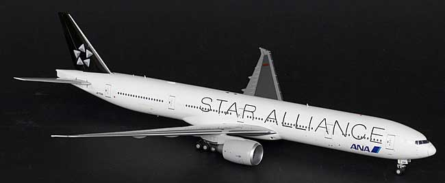 "ANA ""Star Alliance"" B777-300ER JA731A (1:200) - Special Clearance Pricing"