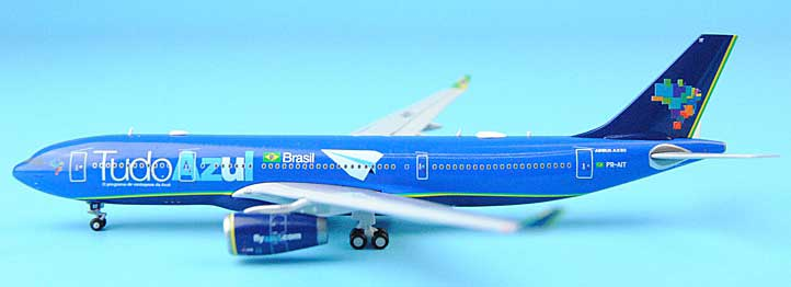 Azul A330-200 (PR-AIT) (1:400) - Special Clearance Pricing, JC Wings Diecast Airliners, JC4312
