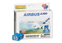 Airbus A380 55 Piece Construction Toy, Best Lock Item Number BL380