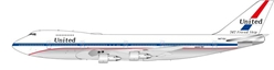 "United 747-200 ""Friend Ship"" -N7410U (1:200), InFlight 200 Scale Diecast Airliners Item Number AV2UTD742"