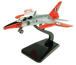 Folland Gnat T.1 XP953, Royal Air Force (1:72), Aviation72 Diecast Airlines Item Number AV7222002