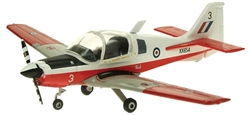Scottish Aviation Bulldog RAF (1:72), Aviation72 Diecast Airlines Item Number AV72-25002