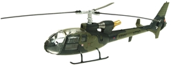 Westland Gazelle HCC.4, British Army (1:72), Aviation72 Diecast Airlines Item Number AV72-24002