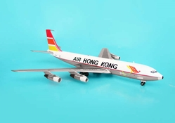 "Air Hong Kong 707-300 ""Polished"" ~VR-HKL (1:200), Blue Box Airplane Models Item Number BBOX70701P"