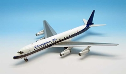 Champion Air DC-8-62 N802MG (1:200)-CLOSE OUT, Blue Box Airplane Models Item Number BBOX8011213