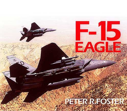 F-15 Eagle Book, Pilotwear Item Number PPF15