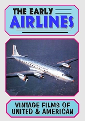 The Early Airlines, Non-Fiction Video Aviation DVDs Item Number DV597
